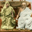 Hymn In Sanskrit On Sri Aurobindo And The Mother By Vasanti Rao