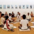 International Yoga Day With Dakshina Chanting Group - Savitri Bhavan